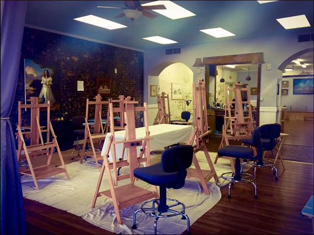 Beginning Painting Class In Acrylics With Lisa Trahan Starting November 7 Afternoon